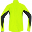 ESSENTIAL WS AS Partial Jacket - Neon Yellow / Black