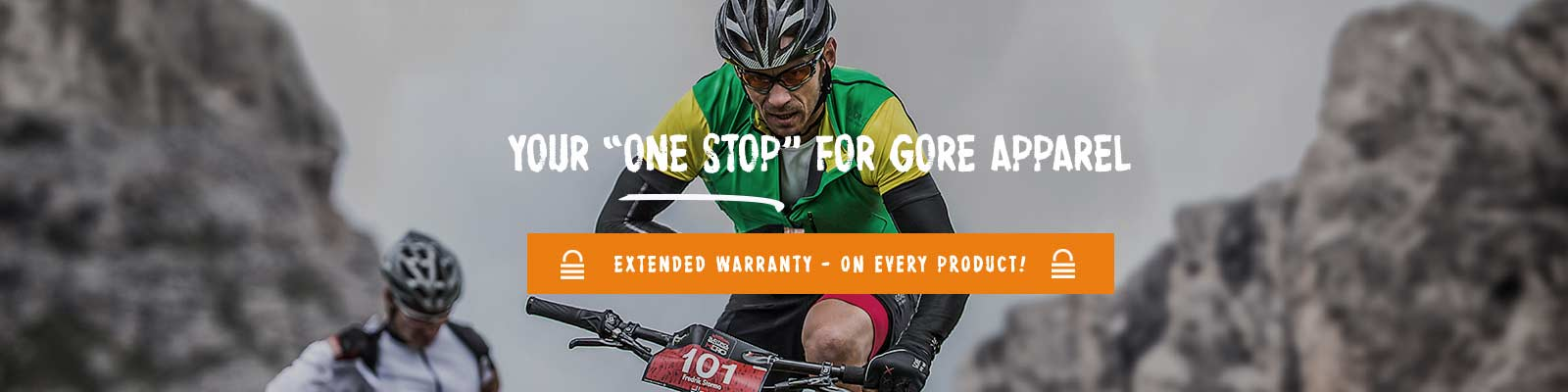 TG Store offers a wide range of MTB wear from Gore