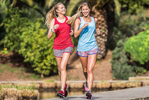 The Gore Running Wear Sunlight Lady Range