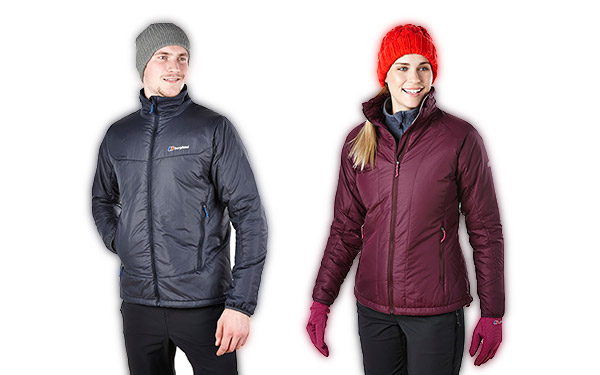 The Rannoch HydroLoft Jacket from Berghaus
