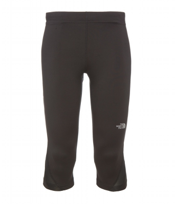 WOMENS GTD CAPRI TIGHTS - TNF Black