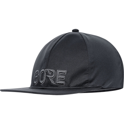 GORE® M GORE-TEX Team Cap - Black