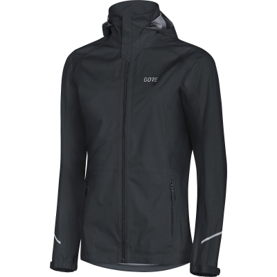 GORE® R3 Women GORE-TEX Active Hooded Jacket - Black