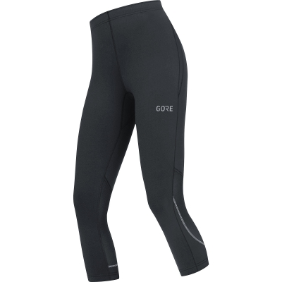 GORE® R3 Women 3/4 Tights - Black