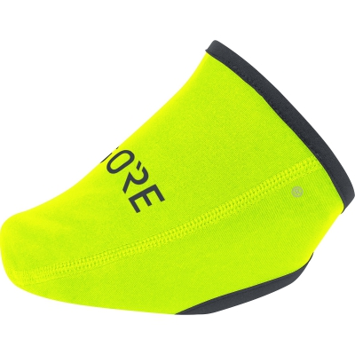 GORE® C3 GORE® WINDSTOPPER® Toe Cover - Neon Yellow