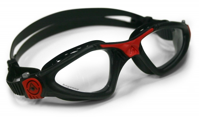 KAYENNE CLEAR LENS - Black / Red
