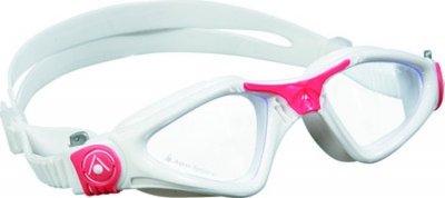 KAYENNE CLEAR LENS LADY - White / Red