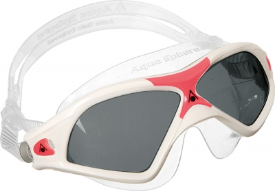 SEAL XP2 TINTED LENS LADY - White / Red