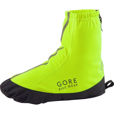 ROAD GT Light Overshoes - Neon Yellow