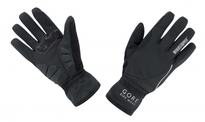 POWER SO LADY Gloves - Black