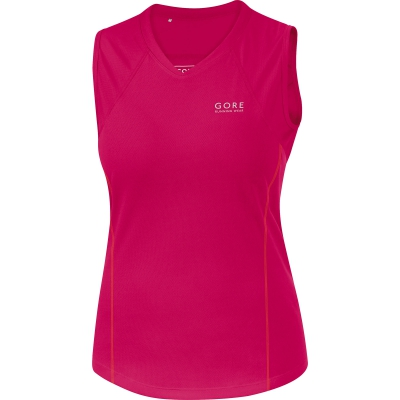 ESSENTIAL 2.0 LADY Singlet - Jazzy Pink
