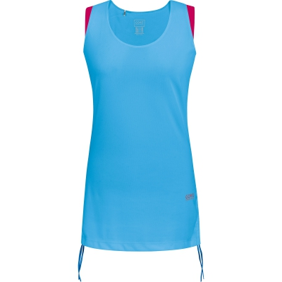 SUNLIGHT 4.0 LADY Singlet - Ice Blue / Jazzy Pink
