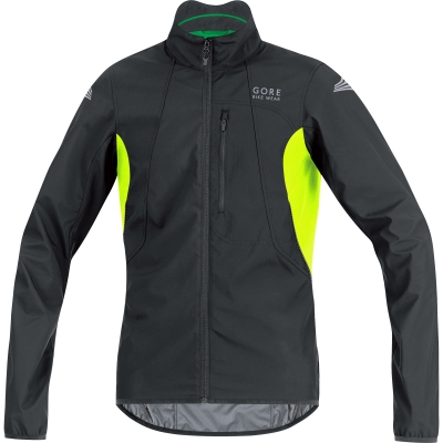 ELEMENT WS AS Jacket - Black / Neon Yellow