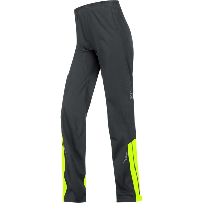 ELEMENT GT AS LADY Pants - Black / Neon Yellow