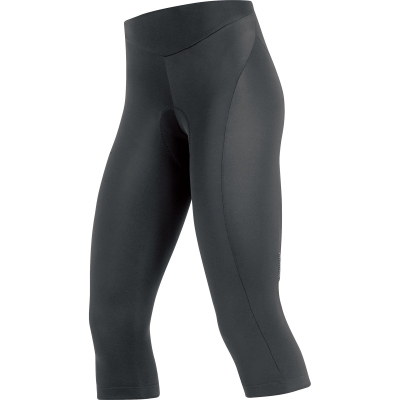 ELEMENT LADY Tights 3/4+ - Black