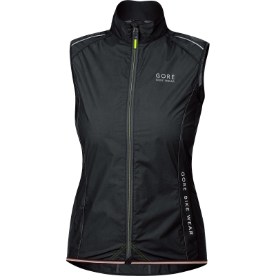 POWER AS Lady Vest - Black