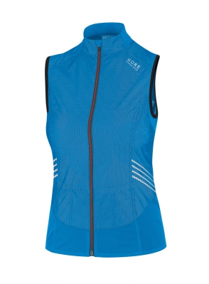 MAGNITUDE 2.0 AS LADY Vest - Waterfall Blue