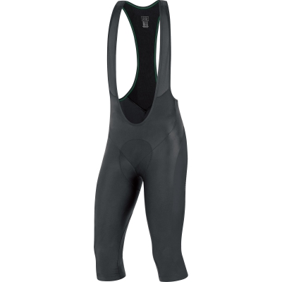 ELEMENT Bibtights 3/4+ - Black