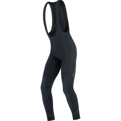POWER Thermo Bibtights+ - Black