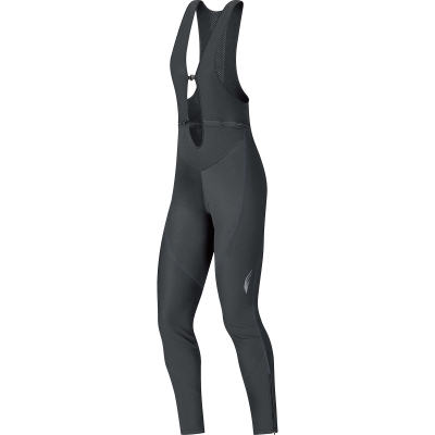 ELEMENT WS SO LADY Bibtights (Without Seat Insert) - Black