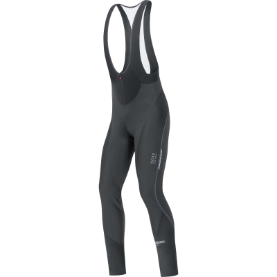 OXYGEN WS SO Bibtights (Without Seat Insert) - Black