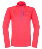 WOMENS IMPULSE ACTIVE 1/4 ZIP SHIRT
