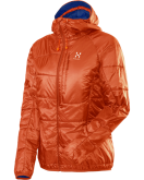LADIES BARRIER PRO II Q HOOD JACKET