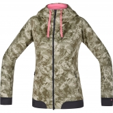 POWER TRAIL LADY PRINT WS SO Hoody