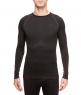 HYBRID LONG SLEEVE CREW NECK SHIRT - TNF Black