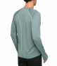 IMPULSE ACTIVE LONG SLEEVE SHIRT - Goblin Blue / Goblin Blue