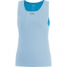GORE® R3 Women Sleeveless Shirt - Ciel Blue / Dynamic Cyan