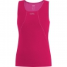 GORE® R3 Women Sleeveless Shirt - Jazzy Pink / Raspberry Rose