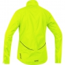 GORE® C3 Women GORE-TEX Active Jacket - Neon Yellow / White / Black