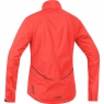GORE® C3 Women GORE-TEX Active Jacket - Lumi Orange / Terra Grey