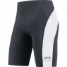GORE® C3 Short Tights+ - Black / White