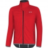GORE® R3 GORE® WINDSTOPPER® Jacket - Red