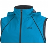 GORE® R3 GORE® WINDSTOPPER® Zip-Off Jacket - Dynamic Cyan