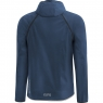 GORE® R3 GORE® WINDSTOPPER® Zip-Off Jacket - Deep Water Blue
