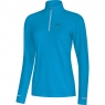 GORE® R3 Women Long Sleeve Shirt - Dynamic Cyan