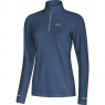 GORE® R3 Women Long Sleeve Shirt - Deep Water Blue