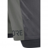 GORE® R7 2in1 Shorts - Terra Grey / Castor Grey