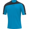 GORE® R7 Shirt - Dynamic Cyan / Black