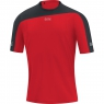 GORE® R7 Shirt - Red / Black