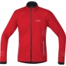 GORE® R5 GORE® WINDSTOPPER® Jacket - Red