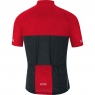GORE® C3 Jersey - Graphite Grey / Red