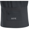 GORE® C7 GORE® WINDSTOPPER® Jersey - Black