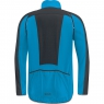 GORE® C3 GORE® WINDSTOPPER® PHANTOM Zip-Off Jacket - Dynamic Cyan / Black