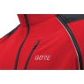 GORE® C3 GORE® WINDSTOPPER® PHANTOM Zip-Off Jacket - Red / Black