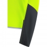 GORE® C5 GORE® WINDSTOPPER® Long Sleeve Jersey - Neon Yellow