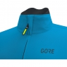 GORE® C5 GORE® WINDSTOPPER® Long Sleeve Jersey - Dynamic Cyan